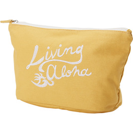 HONOLUA SURF - BAGS & BACKPACKS LIVING ALOHA ZIPPERED CLUTCH