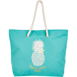 HONOLUA SURF WOMENS-HAWAIIAN-BACKPACKS HAPPY PINA BAG MINT