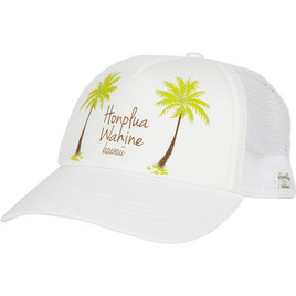 HONOLUA HAWAIIAN (PRODUCT URL BUG) PALMTASTIC TRUCKER HAT