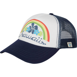 HONOLUA SURF ACCESSORIES DESTINATION TRUCKER HAT