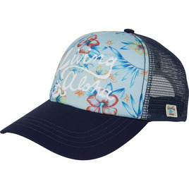 HONOLUA HAWAIIAN (PRODUCT URL BUG) LIVING ALOHA TRUCKER HAT