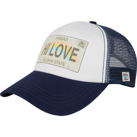 HONOLUA HAWAIIAN (PRODUCT URL BUG) ALOHA STATE TRUCKER HAT