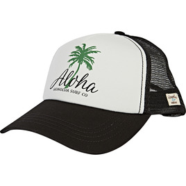 HONOLUA SURF - HATS PALMALOHA TRUCKER HAT