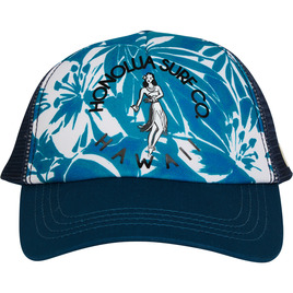 HONOLUA SURF - HATS RAINFOREST TRUCKER HAT SEASIDE