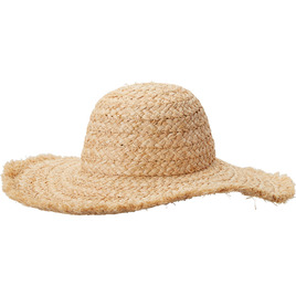 HONOLUA SURF ACCESSORIES AMELIA HAT NATURAL