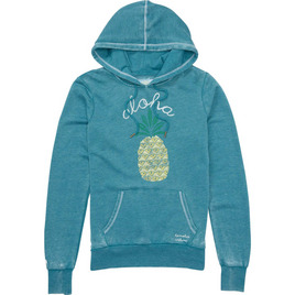 HONOLUA HONOLUA PRODUCTS PINA COLADA HOODED FLEECE
