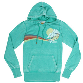 HONOLUA - SWEATSHIRTS & HOODIES SQUALOR FLEECE MINT MELTAWAY