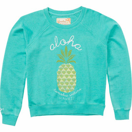 HONOLUA HAWAIIAN (PRODUCT URL BUG) PINA COLADA FLEECE