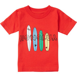 HONOLUA HAWAIIAN KID'S BIRDHOUSE SS TEE