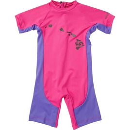 HONOLUA SURF KIDS KIDS PLAYDATE SUIT MAGENTA