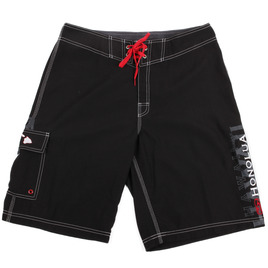 HONOLUA HAWAIIAN (PRODUCT URL BUG) ONE AND ONLY BOARDSHORTS BLACK
