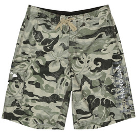 HONOLUA HAWAIIAN (PRODUCT URL BUG) ONE AND ONLY BOARDSHORTS CAMOFLAUGE