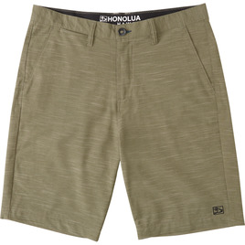 HONOLUA SURF - SHORTS ANCHOR POINT SLUB SHORTS 21