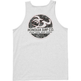 HONOLUA SURF CLOTHING CLASSIC TANK ASH