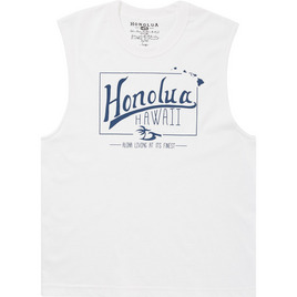 HONOLUA HONOLUA PRODUCTS LIFETIME MUSCLE TANK