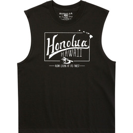 HONOLUA HAWAIIAN (PRODUCT URL BUG) LIFETIME TANK BLACK