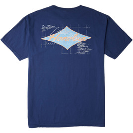 HONOLUA SURF CLOTHING DIAMOND CHAIN SS TEE