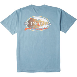 HONOLUA SURF CLOTHING ORIGINALS SS TEE ICE BLUE