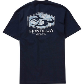 HONOLUA HONOLUA PRODUCTS ALOHA STATION SS TEE