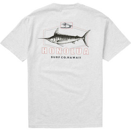 HONOLUA HAWAIIAN (PRODUCT URL BUG) MARLIN TEE ASH