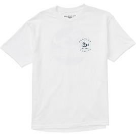 HONOLUA SURF CLOTHING CLASSIC SS TEE WHITE