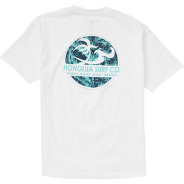 HONOLUA SURF CLOTHING CLASSIC SHORT SLEEVE TEE WHITE