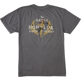 HONOLUA SURF CLOTHING VINTAGE HULA SHORT SLEEVE TEE LEAD