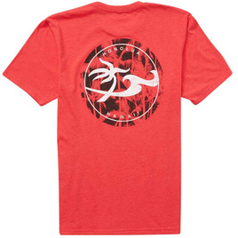 HONOLUA HAWAIIAN (PRODUCT URL BUG) MOONLIGHT SS TEE RED