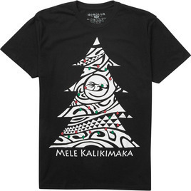 HONOLUA HAWAIIAN (PRODUCT URL BUG) MEN'S KALIKIMAKA SS TEE