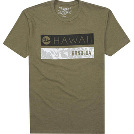 HONOLUA HONOLUA PRODUCTS PARALLEL HAWAII SS TEE