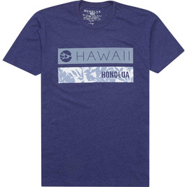 HONOLUA SURF CLOTHING PARALLEL HAWAII TEE
