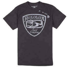 HONOLUA HONOLUA-PRODUCTS CRESTED TEE