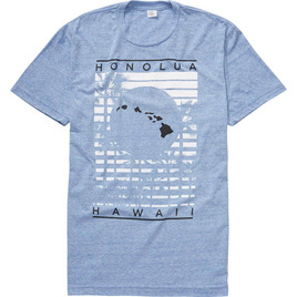 HONOLUA HONOLUA PRODUCTS HORIZON SS TEE