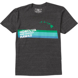 HONOLUA SURF CLOTHING SLIDE SS TEE