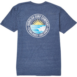 HONOLUA HAWAIIAN (PRODUCT URL BUG) BAY LINE SS TEE MIDNIGHT