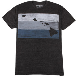 HONOLUA HONOLUA-PRODUCTS BLOCK HEAD S/S TEE