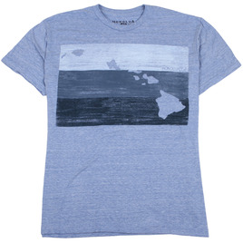 HONOLUA HONOLUA PRODUCTS BLOCK HEAD S/S TEE