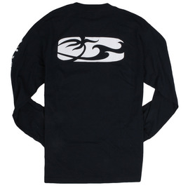HONOLUA - TEES MAUI LEI LONG SLEEVE NAVY