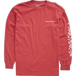 HONOLUA MENS-HAWAIIAN-TEES MAUI LEI LONG SLEEVE TEE