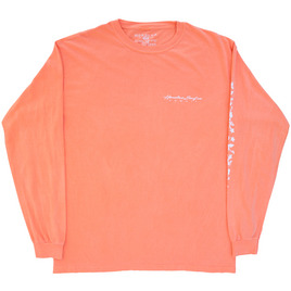 HONOLUA - LONG SLEEVE TEES MAUI LEI LS TEE MELON