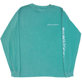 HONOLUA - LONG SLEEVE TEES MAUI LEI LS TEE SEAFOAM