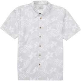 HONOLUA SURF - SHIRTS & POLOS PINEAPPLES HAWAIIAN SHIRT