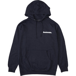 HONOLUA SURF - SWEATSHIRTS & HOODIES SURF CO FLEECE NAVY HEATHER