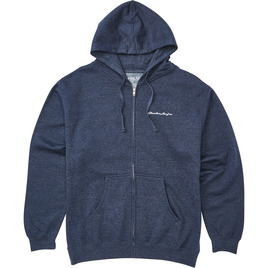 HONOLUA HAWAIIAN (PRODUCT URL BUG) STROKE FLEECE NAVY HEATHER