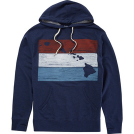 HONOLUA HAWAIIAN (PRODUCT URL BUG) BLOCKHEAD PULLOVER FLEECE