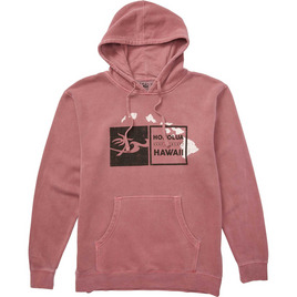 HONOLUA HAWAIIAN (PRODUCT URL BUG) DOUBLE DOUBLE HOODIE MAROON