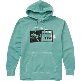 HONOLUA HAWAIIAN (PRODUCT URL BUG) DOUBLE DOUBLE HOODIE MINT