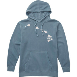 HONOLUA HAWAIIAN (PRODUCT URL BUG) MALACHI FLEECE INDIGO