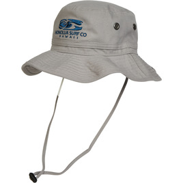 HONOLUA SURF - HATS WATERMAN HAT GREY SLATE