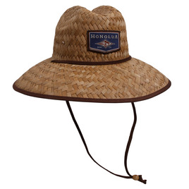 HONOLUA HONOLUA PRODUCTS LOOKOUT STRAW HAT
